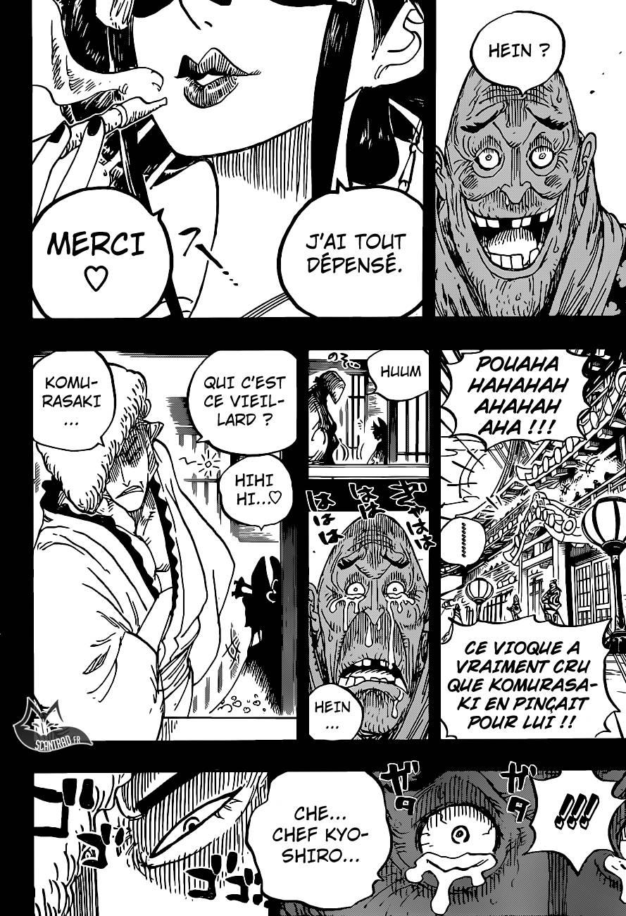 Lecture en ligne One Piece 928 page 13