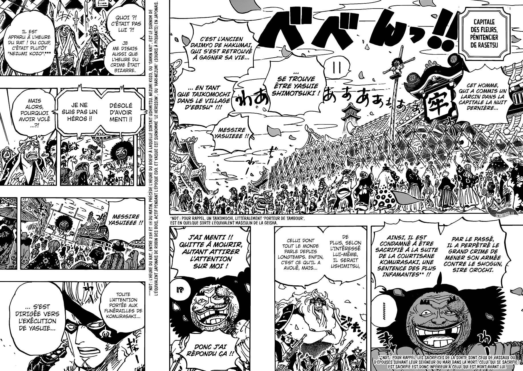 Lecture en ligne One Piece 942 page 5