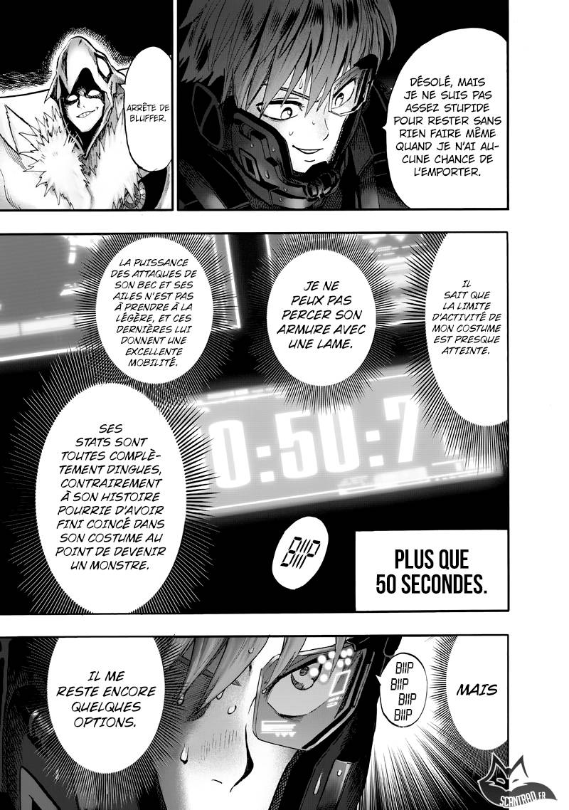 Lecture en ligne One Punch Man 100 page 11