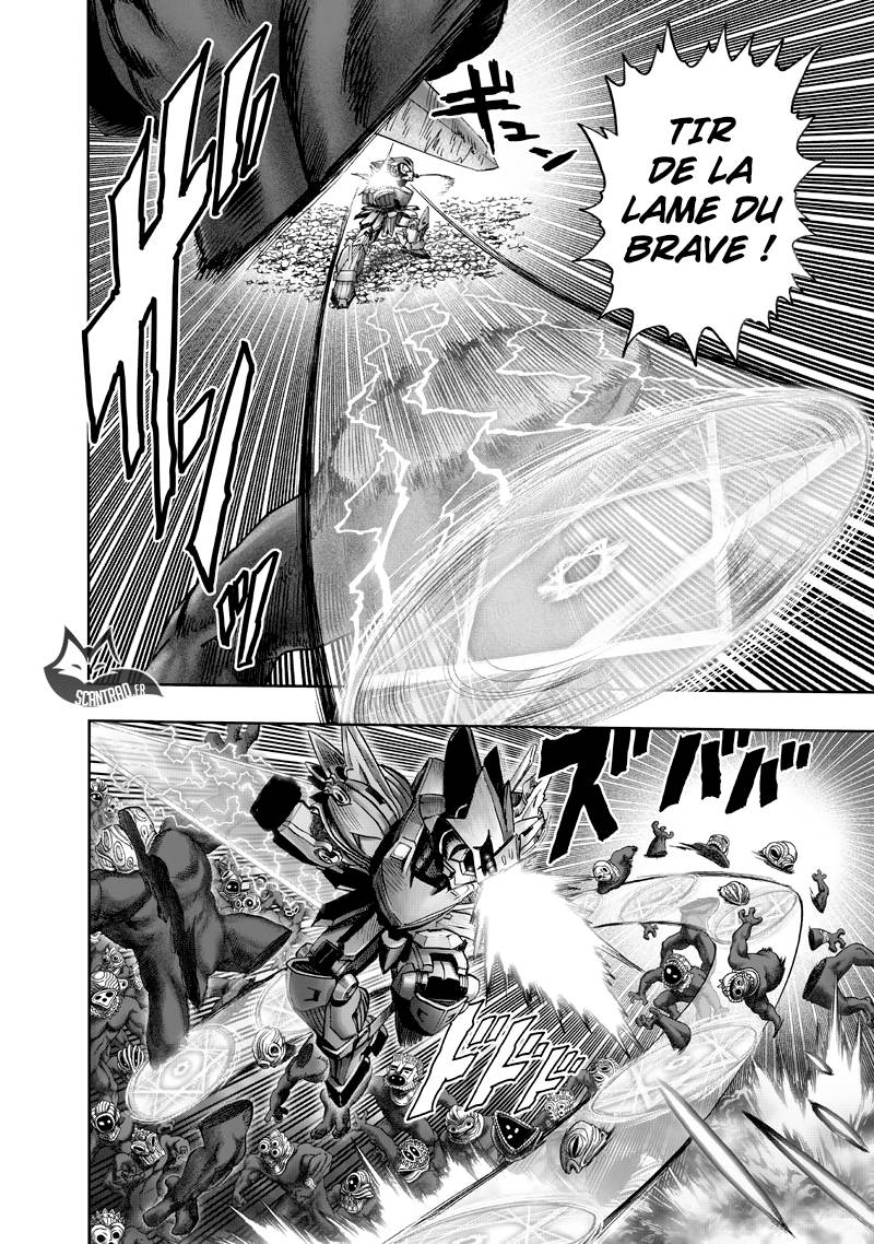 Lecture en ligne One Punch Man 100 page 18