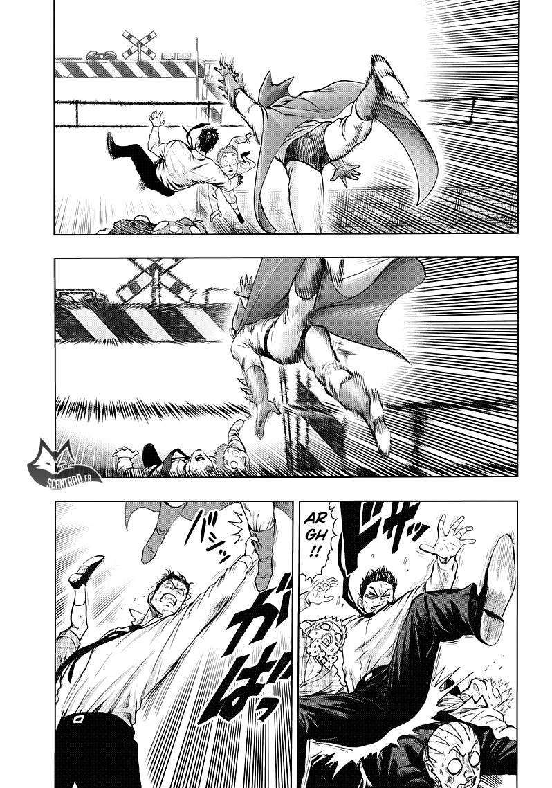Lecture en ligne One Punch Man 120 page 7
