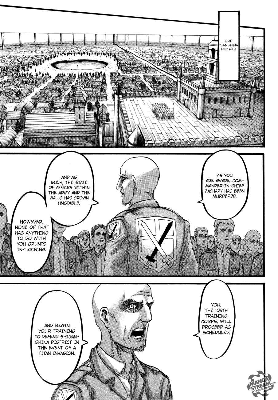 Lecture en ligne Shingeki No Kyojin 113 page 32