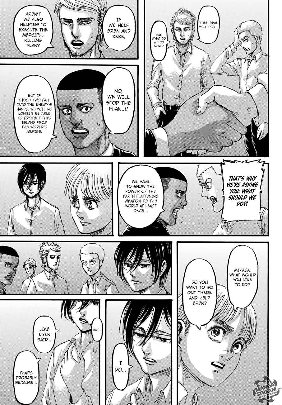 Lecture en ligne Shingeki No Kyojin 118 page 14