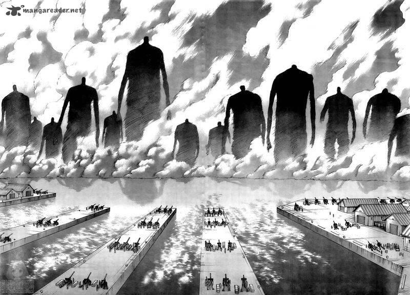 Lecture en ligne Shingeki No Kyojin 130 page 28