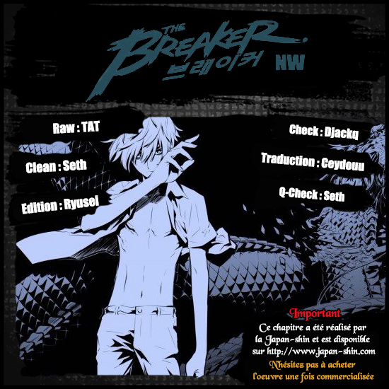 Lecture en ligne The Breaker New Waves 137 page 1