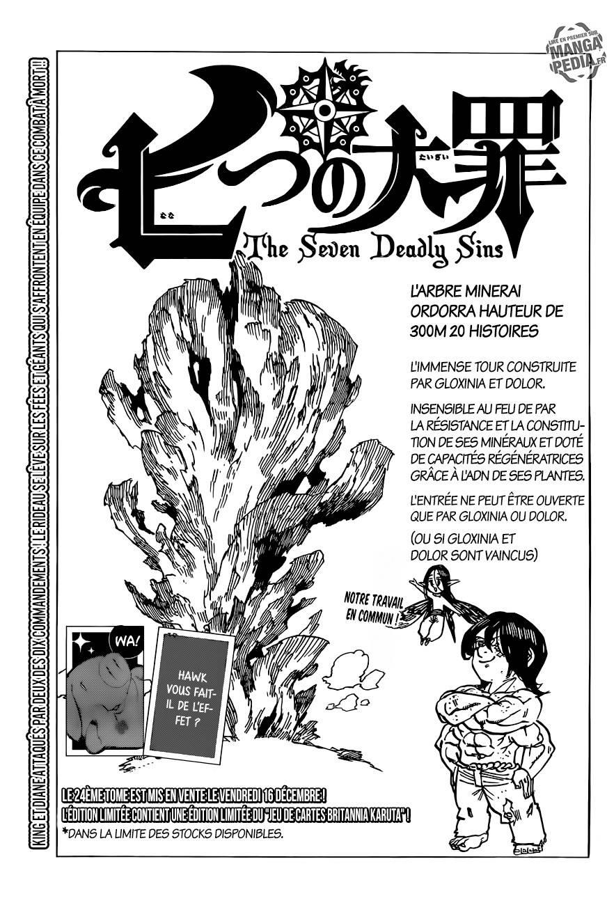 Lecture en ligne The Seven Deadly Sins 199 page 1