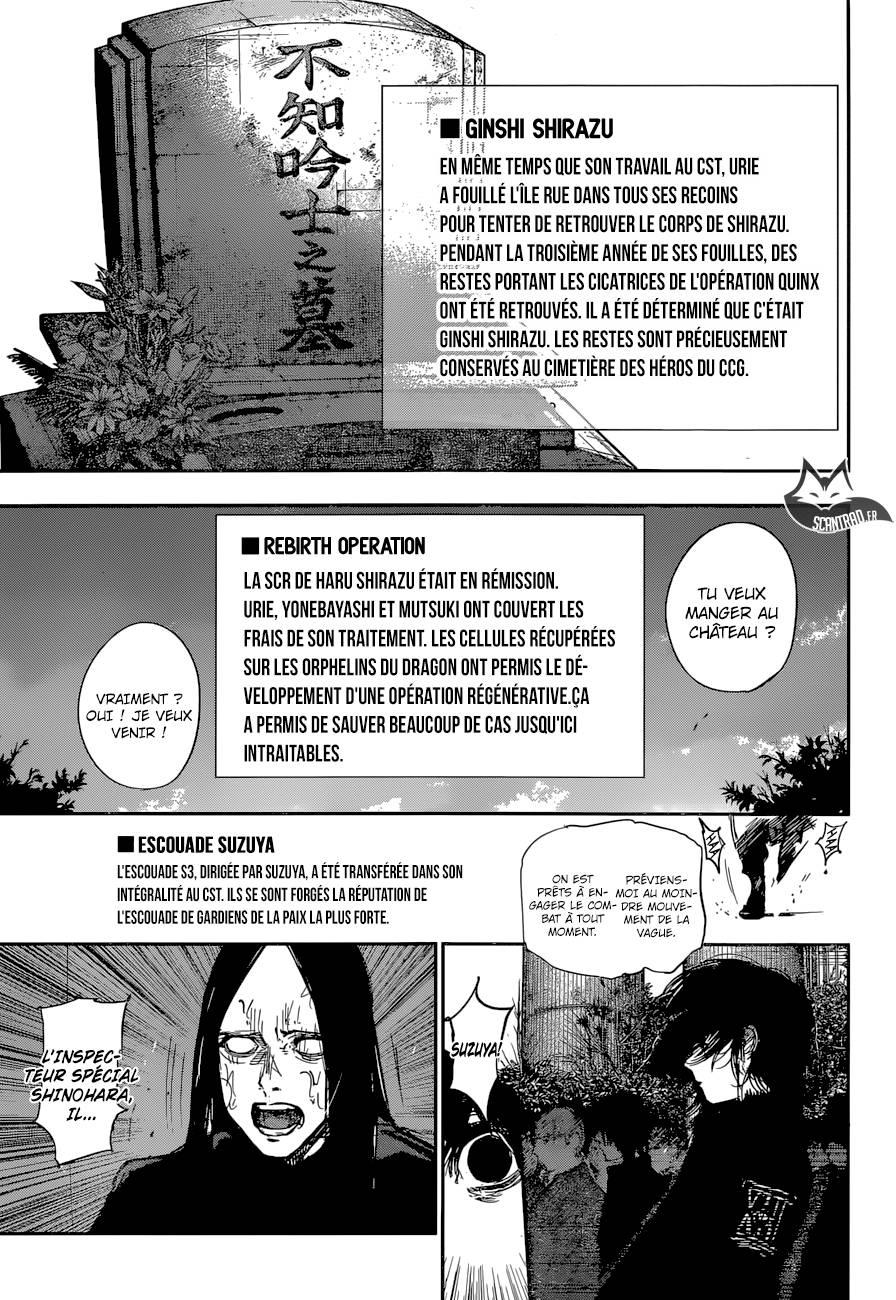 Lecture en ligne Tokyo Ghoul Re 179 page 12