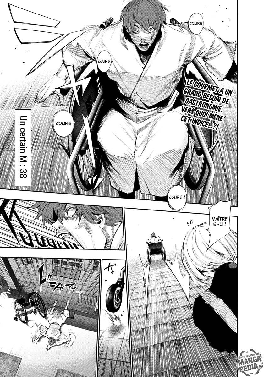 Lecture en ligne Tokyo Ghoul Re 38 page 1