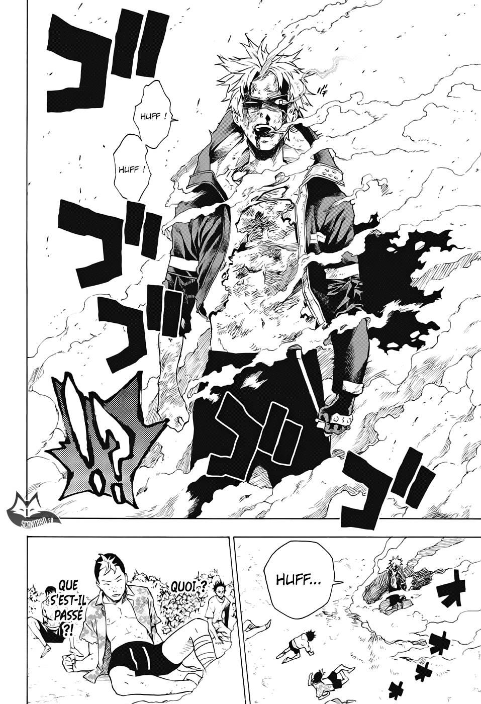 Lecture en ligne Tokyo Shinobi Squad 22 page 5